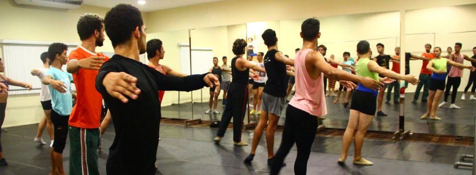 curso tecnico de dança